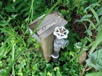 garden water tap