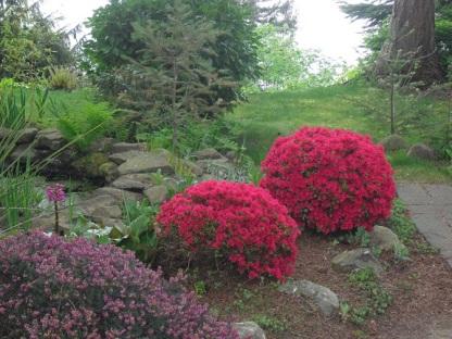 mountain, ocean, garden real estate for sale