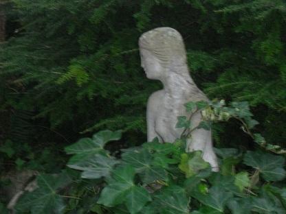 The mermaiden of Merville Property Vancouver Island