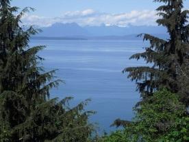 Ocean waterfront property